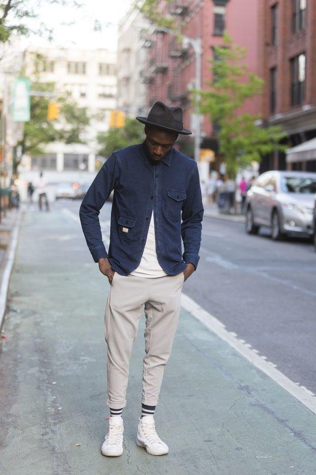 Style sportswear chic et décontracté